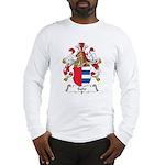 Sahr Family Crest Long Sleeve T-Shirt