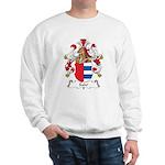 Sahr Family Crest Sweatshirt
