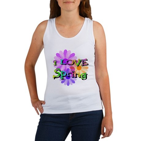 Love Spring Women's Tank Top