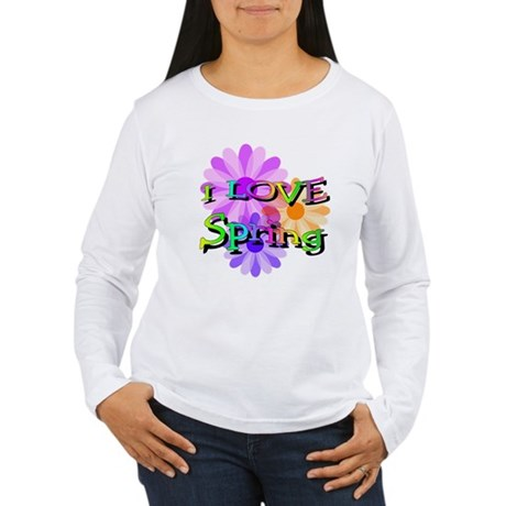 Love Spring Women's Long Sleeve T-Shirt