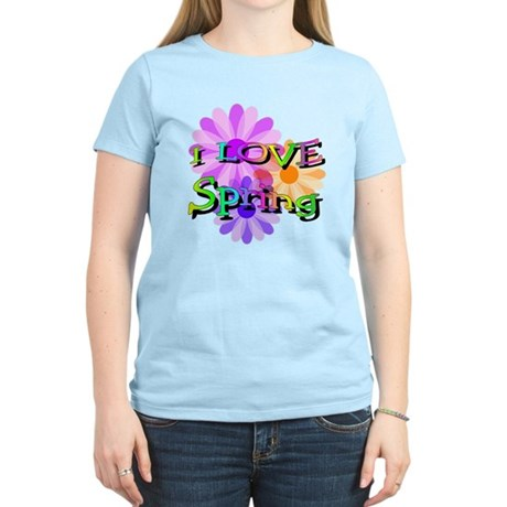 Love Spring Women's Light T-Shirt