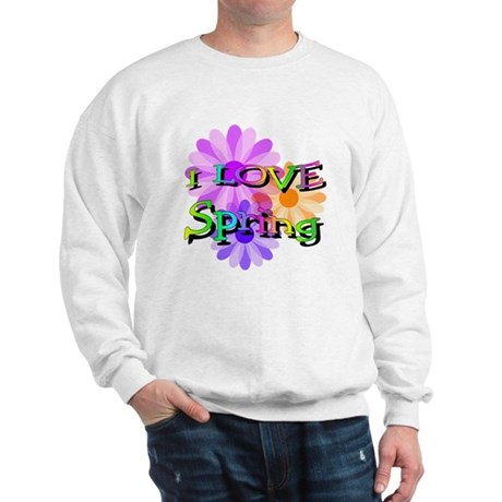 Love Spring Sweatshirt