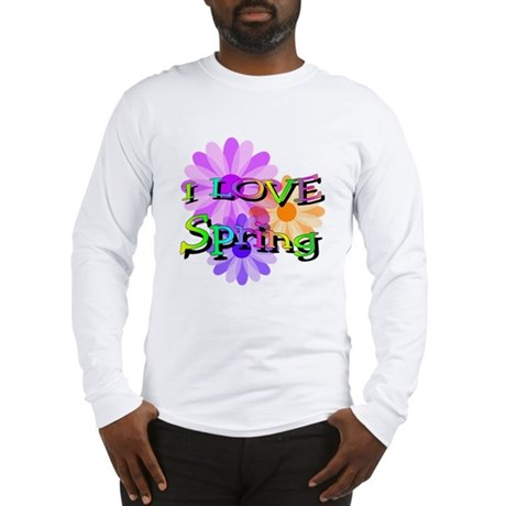 Love Spring Long Sleeve T-Shirt