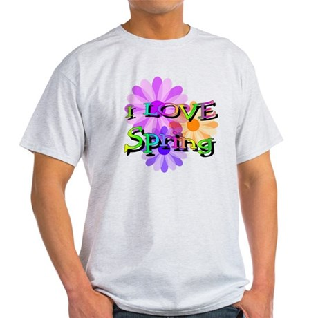 Love Spring Light T-Shirt