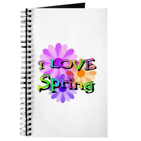 Love Spring Journal