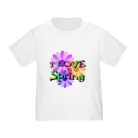 Love Spring Toddler T-Shirt