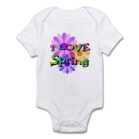 Love Spring Infant Bodysuit