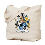 Puchner Family Crest Tote Bag
