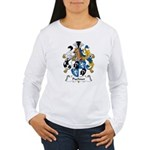 Puchner Family Crest Women's Long Sleeve T-Shirt
