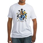 Puchner Family Crest Fitted T-Shirt