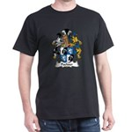 Puchner Family Crest Dark T-Shirt