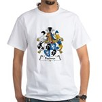 Puchner Family Crest White T-Shirt