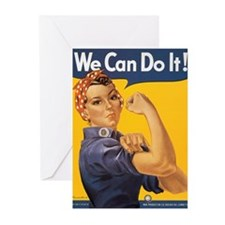 We Can Do It Greeting Cards (Pk of 10)