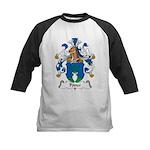 Potter Family Crest Kids Baseball Jersey