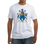 Potter Family Crest Fitted T-Shirt