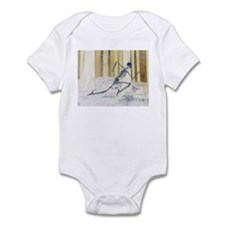 Run Skeleton Infant Bodysuit