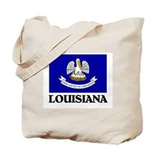 Louisiana Tote Bag
