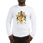 Pfann Family Crest Long Sleeve T-Shirt