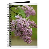 Cute Purple floral Journal