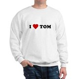 I Love [Heart] Tom Sweater