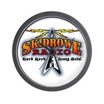 SkidRoweRadio Wall Clock
