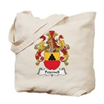 Peternell Family Crest Tote Bag