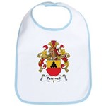 Peternell Family Crest Bib