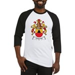 Peternell Family Crest Baseball Jersey