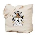 Passow Family Crest Tote Bag