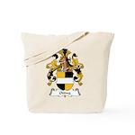 Otting Family Crest Tote Bag