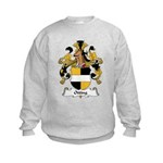 Otting Family Crest Kids Sweatshirt
