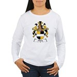 Otting Family Crest Women's Long Sleeve T-Shirt