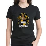 Otting Family Crest Women's Dark T-Shirt