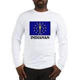 Indianan Long Sleeve T-Shirt