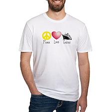 Peace, Love, Cruises Shirt