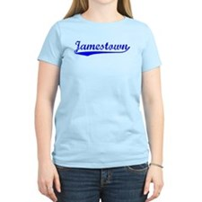 Vintage Jamestown (Blue) T-Shirt