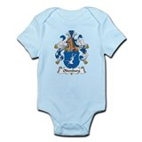 Oldenburg Family Crest Onesie