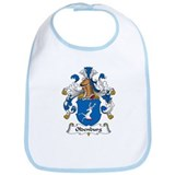 Oldenburg Family Crest Bib