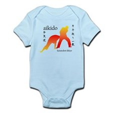 Aikido Infant Bodysuit