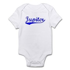 Vintage Jupiter (Blue) Infant Bodysuit
