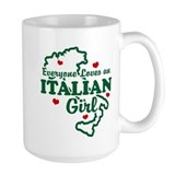 Everyone Loves an Italian girl Coffee Mug