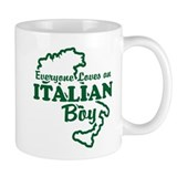 Everyone Loves an Italian Boy Mug