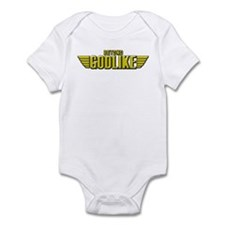 Beyond Godlike Infant Bodysuit