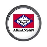 Arkansan Wall Clock