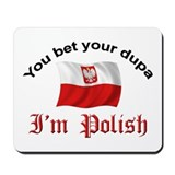 Polish Dupa 5 Mousepad