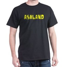 Ashland Faded (Gold) T-Shirt