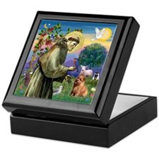 St. Francis & Norfolk Keepsake Box
