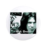 "3.5"" Button Nick Drake"