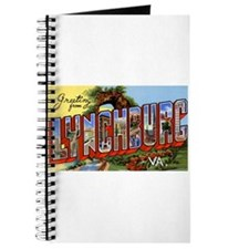 Lynchburg Virginia Greetings Journal