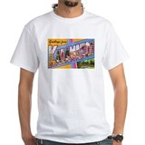 Kalamazoo Michigan Greetings (Front) Shirt